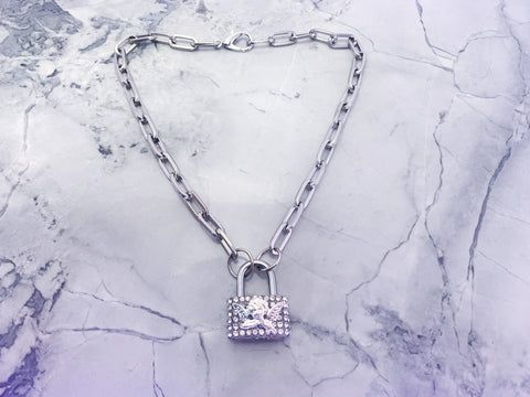 Diamond Lock Up chain