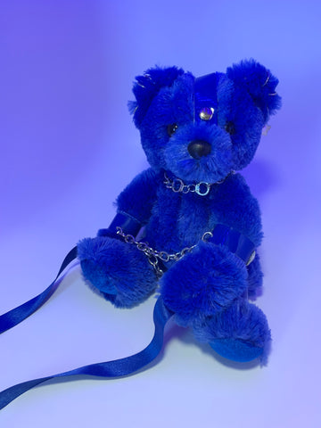 Im Blue teddy bear