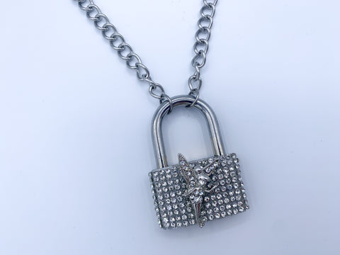 Fairy Lock necklace