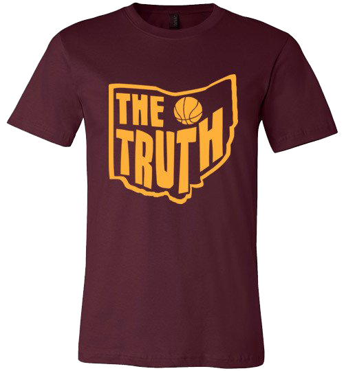 The Truth (Basketball) - Unisex Tee