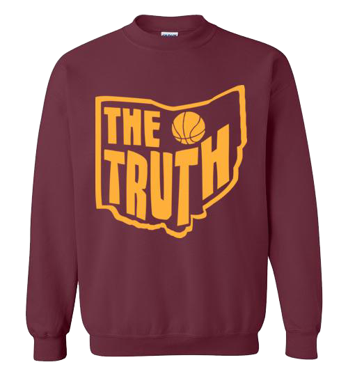 The Truth (Basketball) Sweatshirt