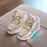 Luminous Stars Light-Up Sneakers