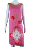 Mod Appliqué Dress + Graphic Florals
