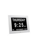 Dementia Day Clock, Digital Calendar , 8 Inch Screen