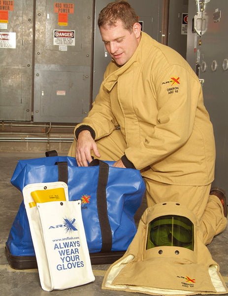 Kit Bag for Arc Flash Gear