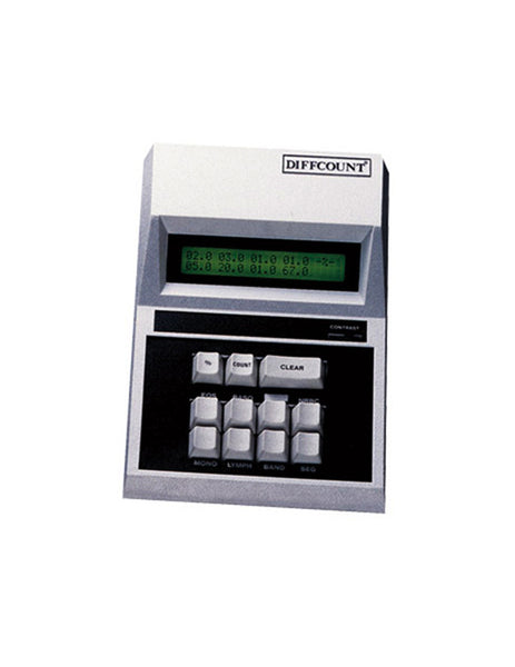 8 Channel Electronic Lab Counter