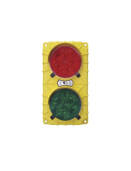 Stop/Go LED Signal Light - 24VDC
