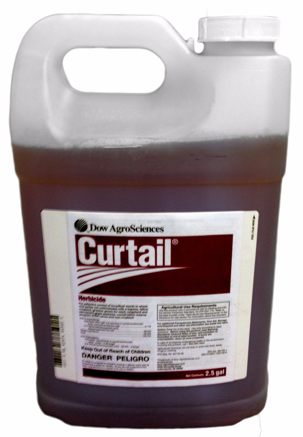 Curtail 2.5 Gallon