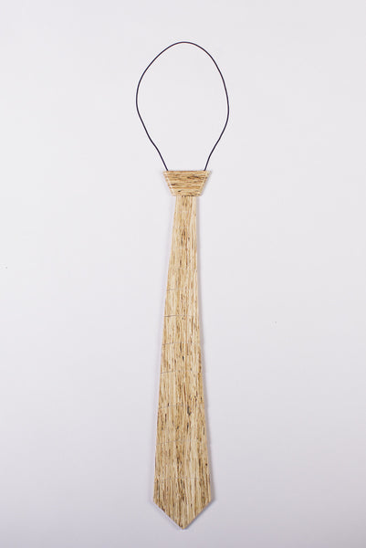 """Glulam Solid"" Wooden Tie - Woodland Inspirations - 1"