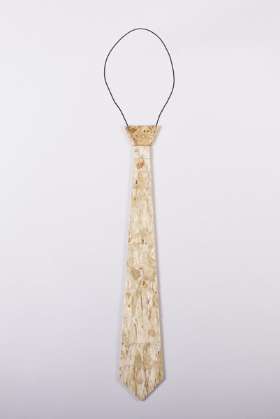 """Plywood"" Wooden Tie - Woodland Inspirations - 1"