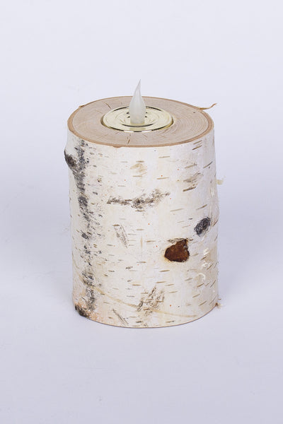 Birch Tree Candle