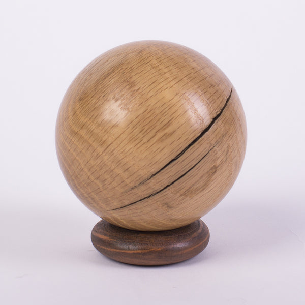 Solid Maple Sphere