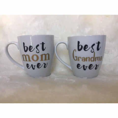 BEST MOM/GRANDMA