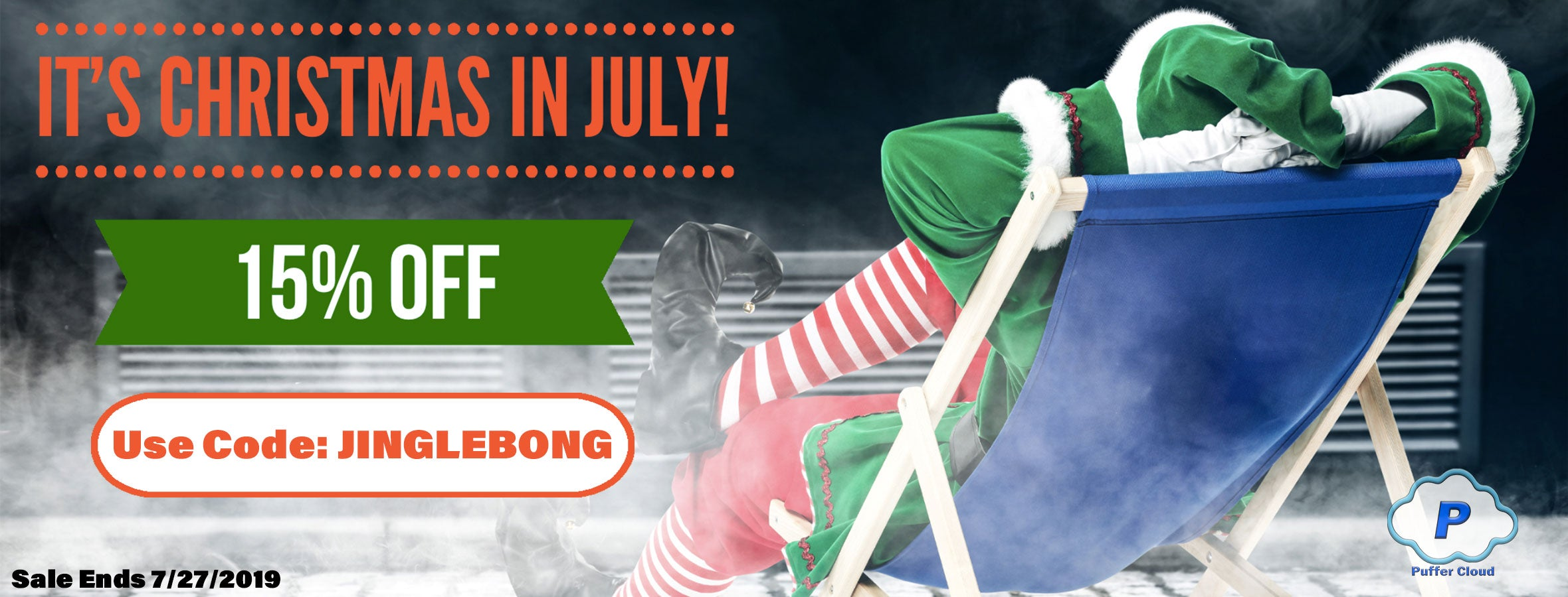 Christmas In July At Puffer Cloud The World's Best Online Smoke Shop