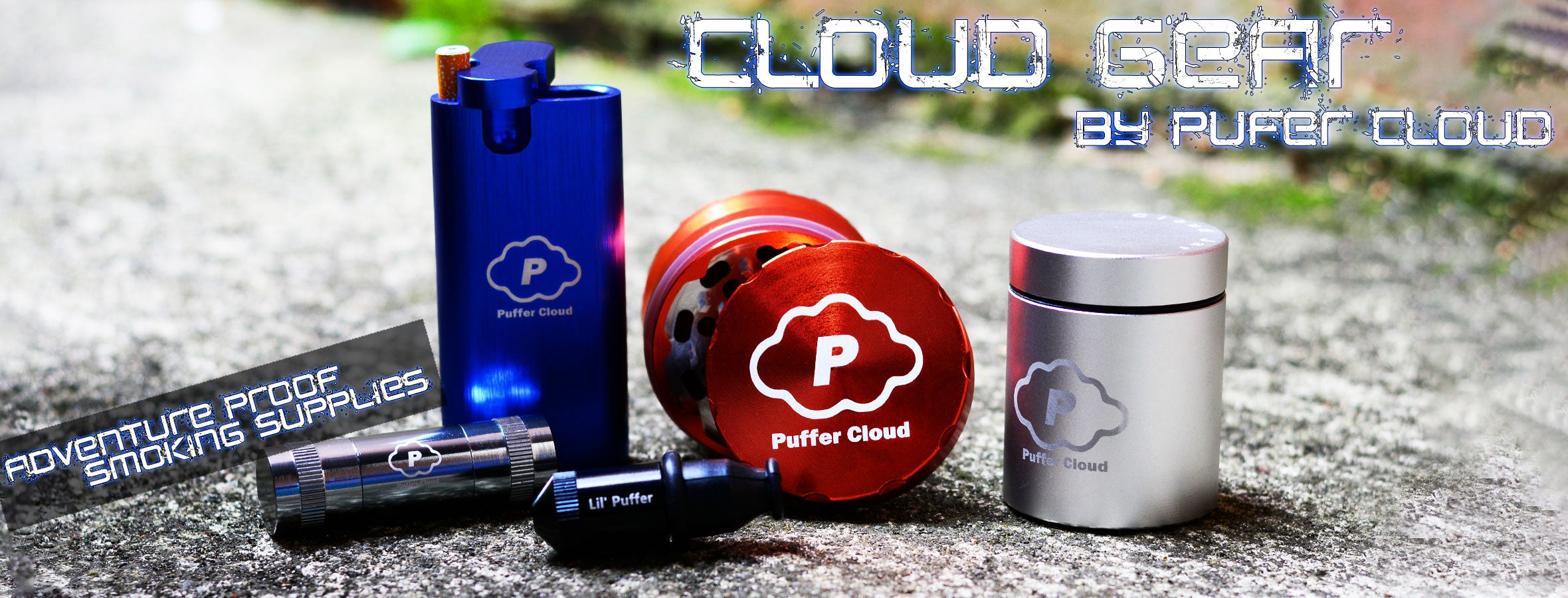 Cloud Gear By Puffer Cloud