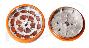Dragonball Z Dragonball Grinder - 3pc - Puffer Cloud | The World's Best Online Smoke and Head Shop