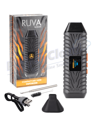 Ruva Dry Herb Vaporizer Kit By AtmosRx - Puffer Cloud | The World's Best Online Smoke and Head Shop