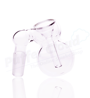 Clear Globe Ashcatcher - Puffer Cloud | The World's Best Online Smoke and Head Shop