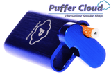 Metal Cloud Dugout w/ One Hitter Pipe - Puffer Cloud | The Online Smoke Shop