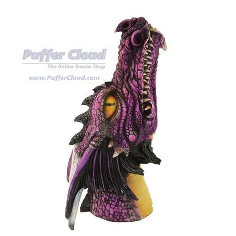 Large Dragon Head Incense Stick Holder - Puffer Cloud | The Online Smoke Shop