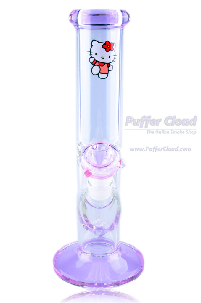 "12"" Pink Hello Kitty Water Tube - Puffer Cloud 