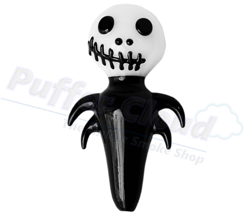 Jack Skellington Nightmare Hand Pipe - Puffer Cloud | The World's Best Online Smoke and Head Shop