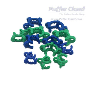 Keck Clip - 2 Pack - Puffer Cloud | The World's Best Online Smoke and Head Shop