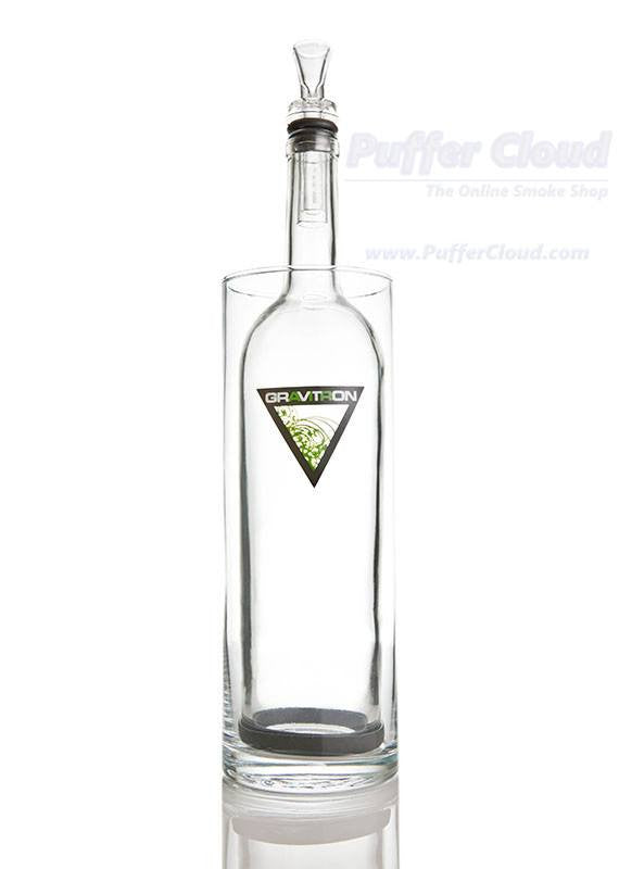 LG Gravitron By Grav Labs Glass - Puffer Cloud | The Online Smoke Shop
