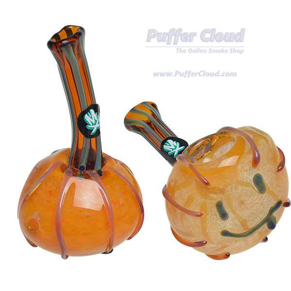 The Great Pumpkin Spoon Pipe By Mathematix Glass - Puffer Cloud | The Online Smoke Shop