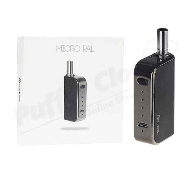 Micro Pal Wax & Oil Vaporizer Kit By AtmosRx - Puffer Cloud | The World's Best Online Smoke and Head Shop