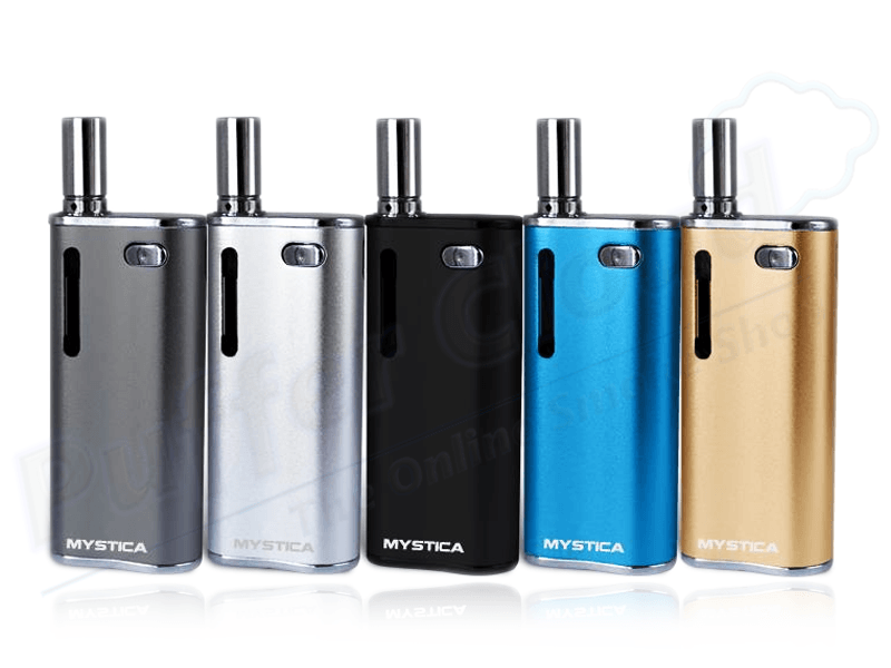 Mystica VV Variable Voltage Oil Vaporizer Kit - Puffer Cloud | The World's Best Online Smoke and Head Shop