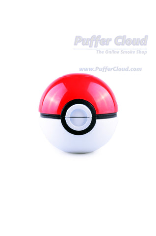 Pokémon Pokéball Grinder - Puffer Cloud | The Online Smoke Shop