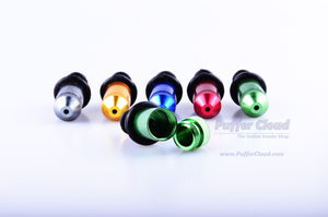 Sneak-A-Toke Mini Pipe w/ Solid Color Design - Puffer Cloud | The Online Smoke Shop