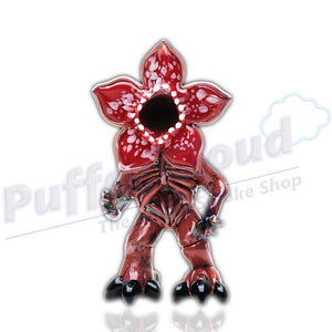 Stranger Things Demogorgon Themed Hand Pipe By Empire Glassworks - Puffer Cloud | The World's Best Online Smoke and Head Shop