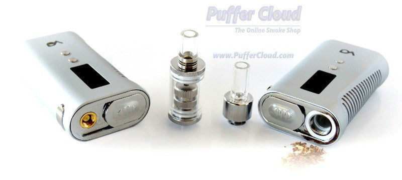 VapeDynamics Duo - Dry Herb & Concentrates Vaporizer - Puffer Cloud | The Online Smoke Shop
