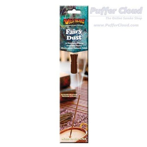 Fairy Dust Incense Sticks By Wild Berry - 15 PackAromatherapyWild Berry - Puffer Cloud | The Online Smoke Shop