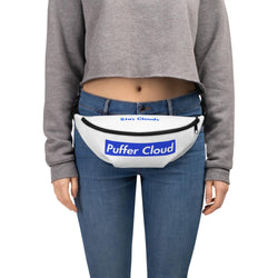 Puffer Cloud Smokers Fanny Pack