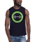 Ganja Gains Muscle Shirt By Puffer Cloud - Puffer Cloud | The World's Best Online Smoke and Head Shop