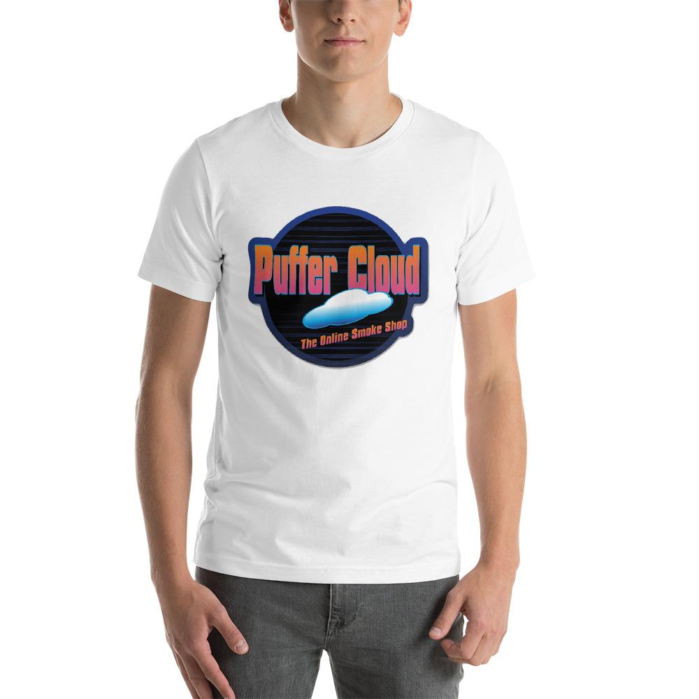 Puffer Cloud Retro T-Shirt - Puffer Cloud | The Online Smoke Shop