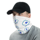 Puffer Cloud Face Mask - Neck Gaiter