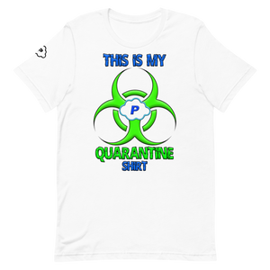 This Is My Quarantine Shirt T-Shirt By Puffer Cloud