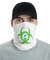 Puffer Cloud Biohazard Quarantine Face Mask - Neck Gaiter