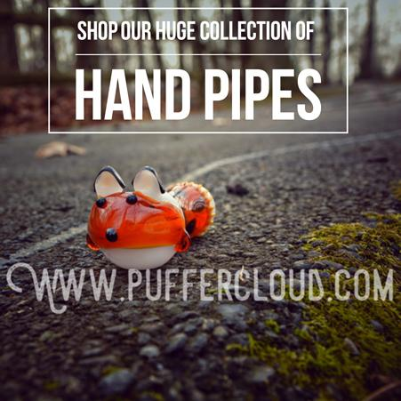 Shop our HUGE collection of hand pipes!