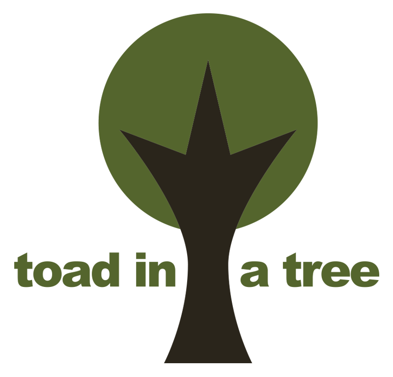 Toad in a Tree