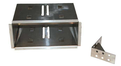 Control Box Mounting Sleeve for Block Installations - Burners - Fire On Glass