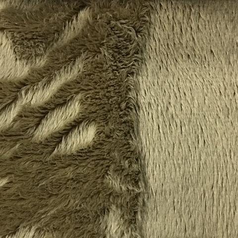 Angel - Long Pile Velvet Fabric by the Yard - Available in 15 Colors - Camel - Top Fabric - 7