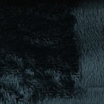 Angel - Long Pile Velvet Fabric by the Yard - Available in 15 Colors - Navy - Top Fabric - 13