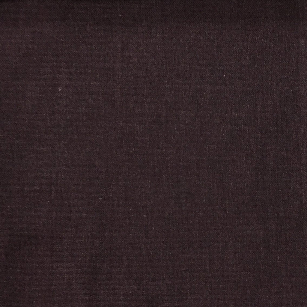 Aston - Cotton Polyester Blend Upholstery Fabric by the Yard - Available in 17 Colors - Amethyst - Top Fabric - 6