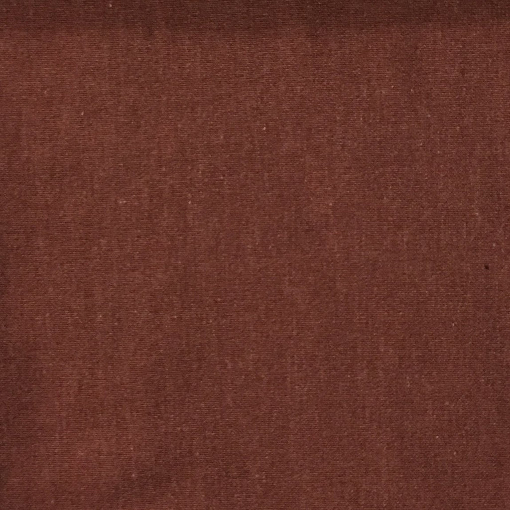 Aston - Cotton Polyester Blend Upholstery Fabric by the Yard - Available in 17 Colors - Henna - Top Fabric - 7