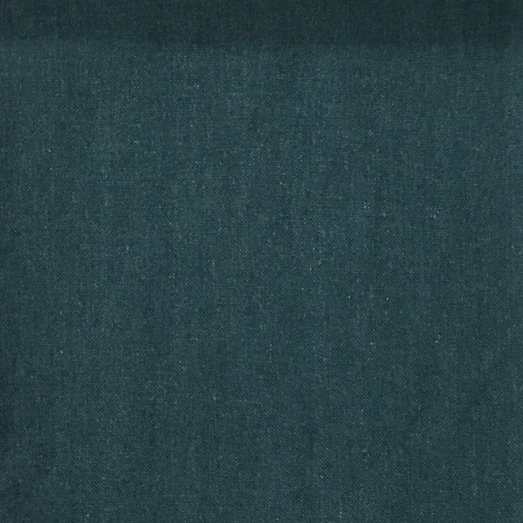 Aston - Cotton Polyester Blend Upholstery Fabric by the Yard - Available in 17 Colors - Laguna - Top Fabric - 9